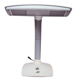 Upright Lighting Vision Protection LED Desk Lamp