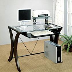 Coaster L-Shape Home Office Computer Desk