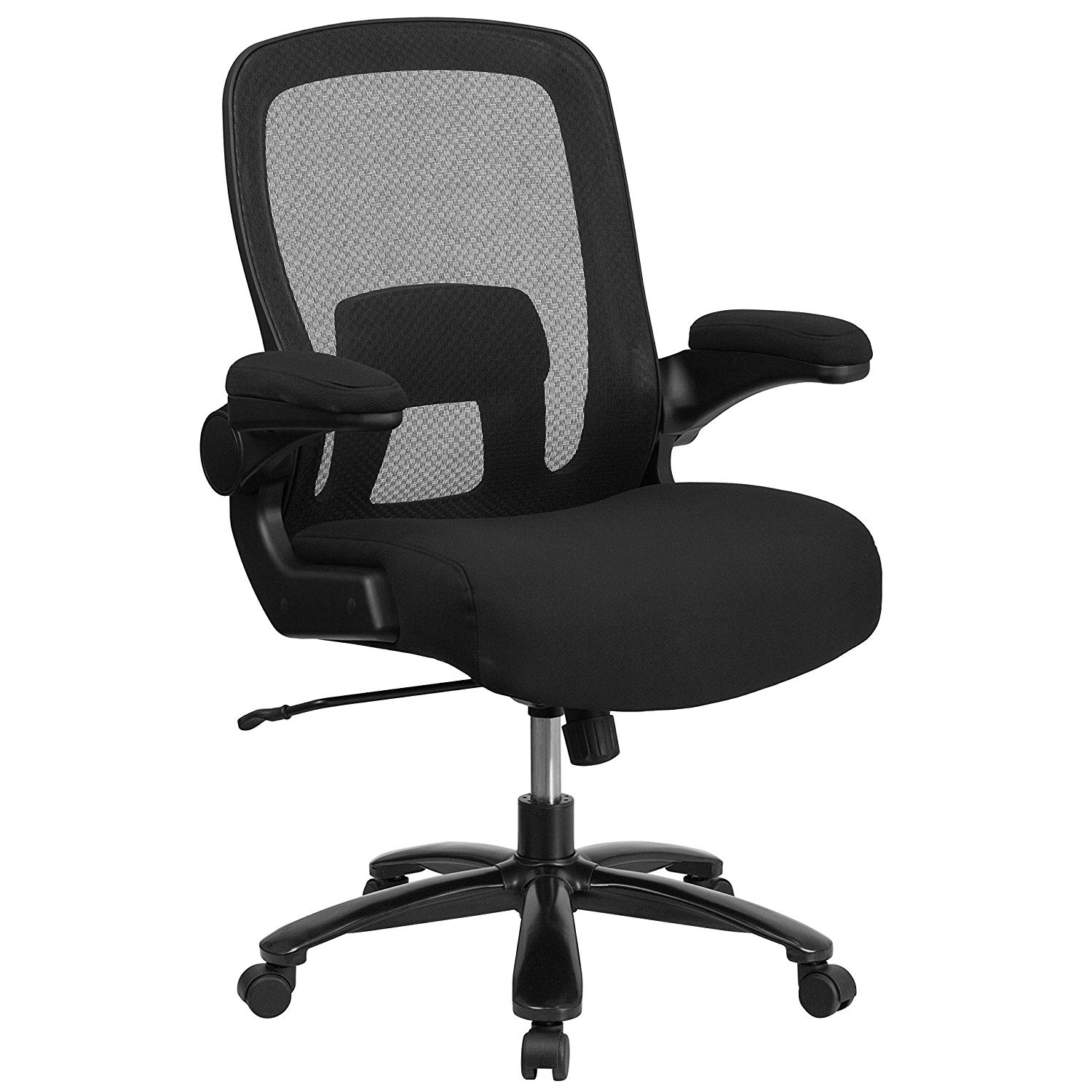 Flash Furniture HERCULES Big Tall Executive Office Chair Review