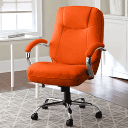 New-Brylanehome-Extra-Wide-Woman's-Office-Chair