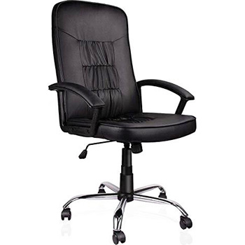 ORVEAY Ergonomic Office Chair Executive Bonded Leather