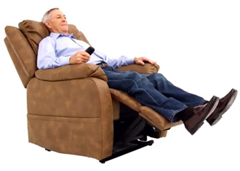 Signature Design Power Lift Recliner Chair Review