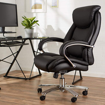 AmazonBasics Executive Office Chair Review
