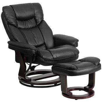 Flash Furniture Contemporary Multi Position Recliner