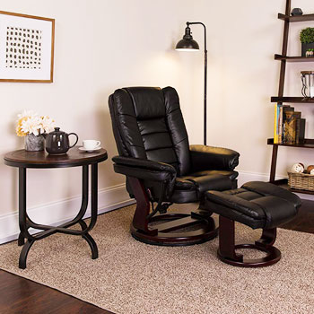 Flash Furniture Recliner Review